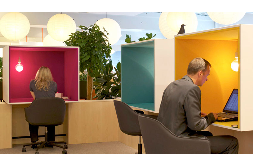 Citizen office concept Chukanova Sevil Peach Vitra Offices Weil Am Rhein Sevil Peach