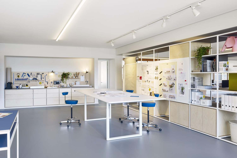 Vitra Studio Office Birsfelden Sevil Peach