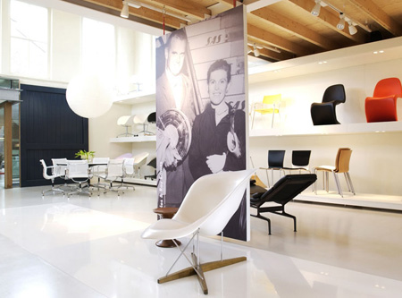 Vitra Showroom, Amsterdam
