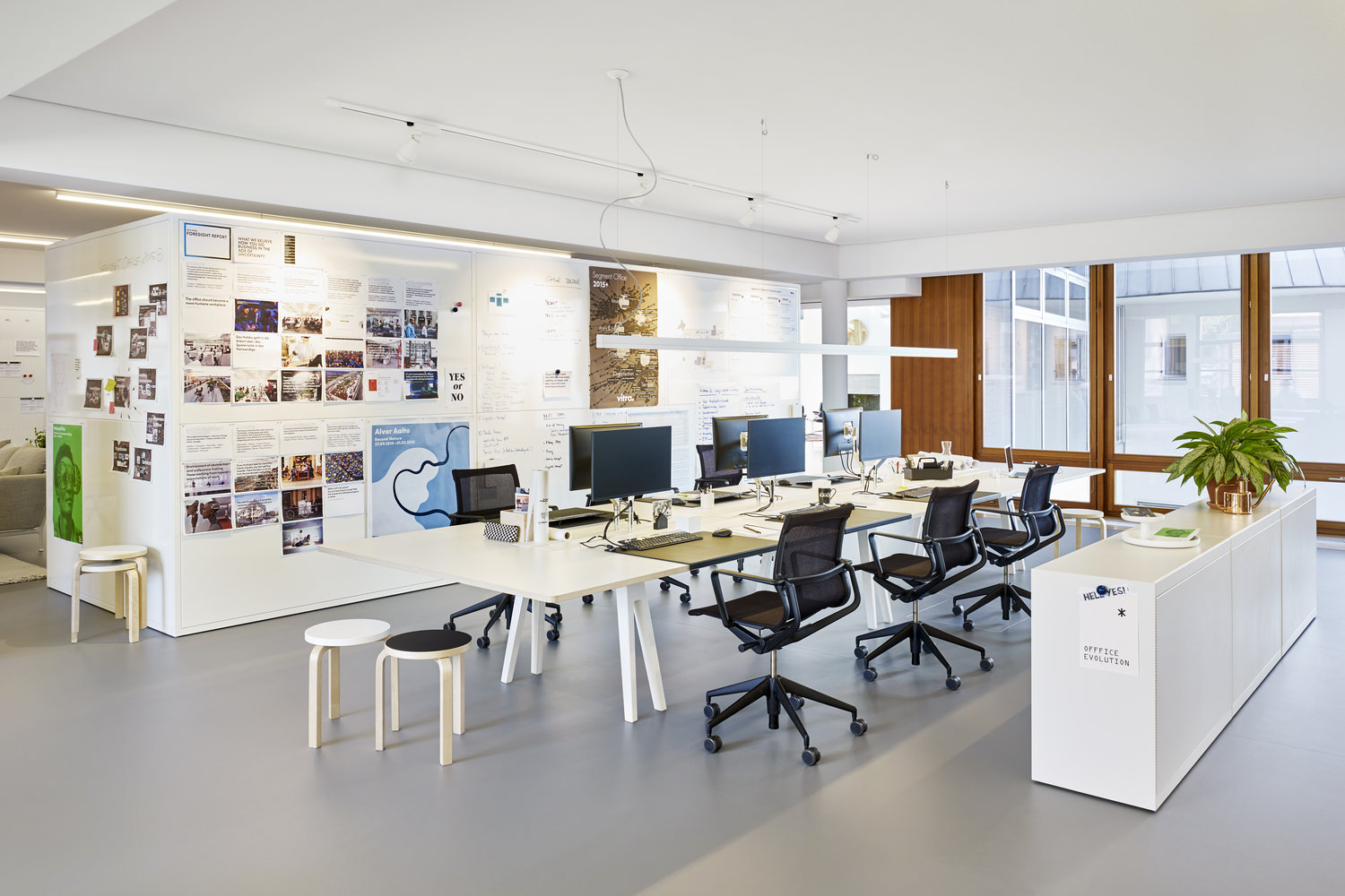 Office Furniture Design Studio